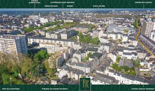 Annonce vente Appartement plein sud angers