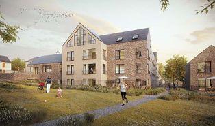 Annonce vente Appartement avec terrasse cancale
