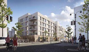 Annonce vente Appartement avec terrasse courcouronnes