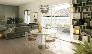 Annonce vente Appartement avec cuisine équipée anglet