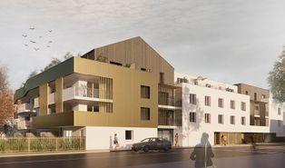 Annonce vente Appartement avec terrasse la roche sur yon