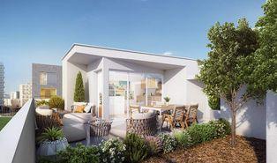 Annonce vente Appartement avec terrasse asnieres sur seine