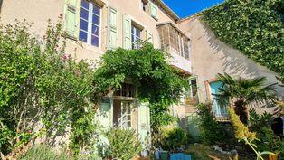 Annonce vente Maison avec jardin montolieu