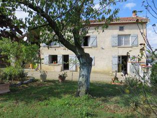 Annonce vente Maison avec terrasse le fossat