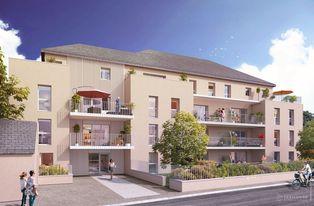 Annonce vente Appartement avec terrasse saint-jean-de-la-ruelle