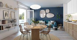 Annonce vente Appartement avec terrasse paimboeuf