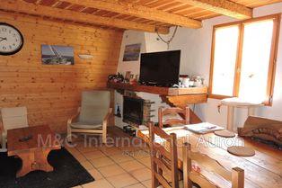 Annonce vente Appartement avec cheminée saint-étienne-de-tinée
