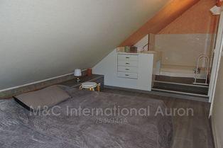 Annonce vente Appartement avec garage auron