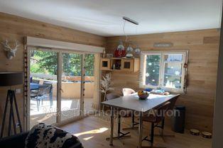 Annonce vente Appartement avec terrasse auron