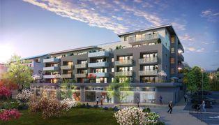Annonce vente Appartement avec terrasse moirans