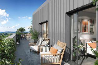 Annonce vente Appartement avec terrasse brignais