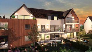 Annonce vente Appartement avec terrasse oberschaeffolsheim