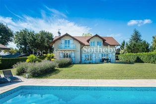 Annonce vente Maison avec piscine messery