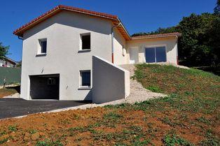 Annonce vente Maison avec terrasse neuville sur ain