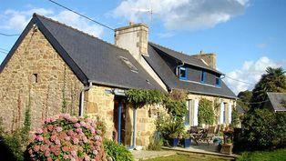 Annonce vente Maison avec terrasse louannec