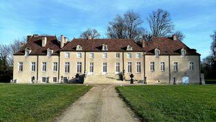 Annonce vente Château semur en auxois