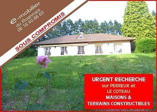 Annonce vente Maison perreux