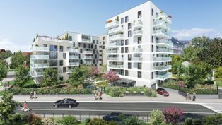 Annonce vente Appartement avec terrasse ambilly