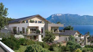 Annonce vente Appartement avec terrasse sevrier