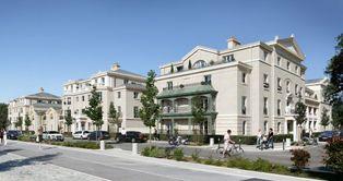 Annonce vente Appartement avec terrasse serris