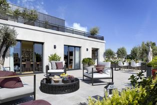 Annonce vente Appartement avec terrasse le perreux sur marne