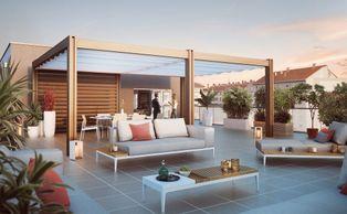 Annonce vente Appartement avec jardin villeurbanne