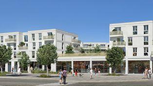 Annonce vente Appartement avec terrasse sevran