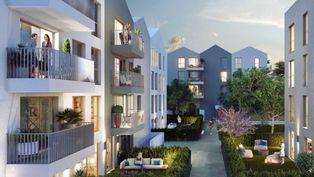 Annonce vente Appartement avec jardin garges-les-gonesse