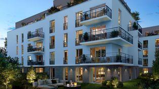 Annonce vente Appartement avec jardin trappes