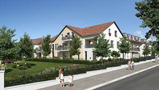 Annonce vente Appartement avec jardin longjumeau