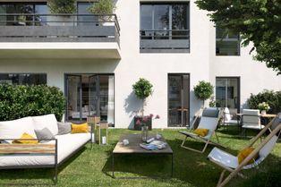 Annonce vente Appartement avec jardin livry-gargan