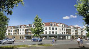 Annonce vente Appartement avec terrasse mennecy
