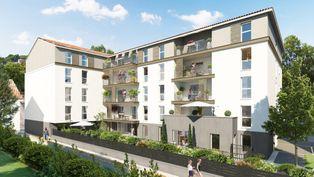 Annonce vente Appartement avec terrasse chasse-sur-rhone