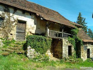 Annonce vente Maison avec grange meyssac