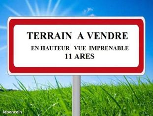 Annonce vente Terrain bourbach-le-haut