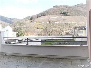 Annonce vente Appartement avec terrasse thann