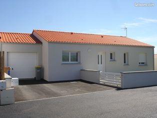 Annonce location Maison avec garage talmont-saint-hilaire