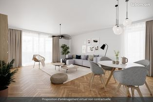 Annonce vente Appartement avec cave noisy-le-grand
