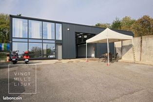Annonce location Local commercial avec parking montmagny