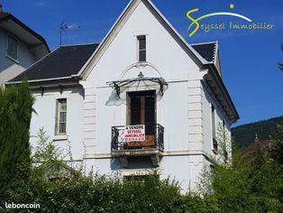 Annonce vente Maison seyssel