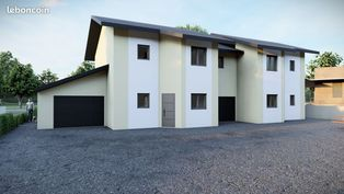 Annonce vente Maison avec garage marnaz