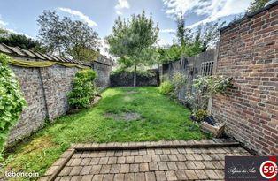 Annonce vente Maison avec terrasse wattignies