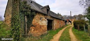 Annonce vente Maison au calme saint-denis-de-gastines