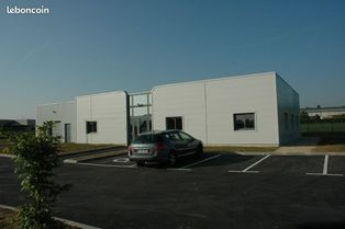 Annonce location Local commercial avec parking gisors