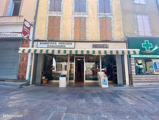Annonce vente Local commercial saint-girons