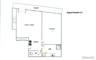 Annonce location Appartement hagetmau