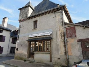 Annonce vente Local commercial magnac-bourg