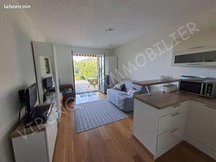 Annonce vente Appartement avec terrasse le lavandou