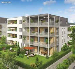 Annonce vente Appartement avec garage epagny metz-tessy