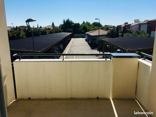 Annonce location Appartement avec parking villeneuve-tolosane